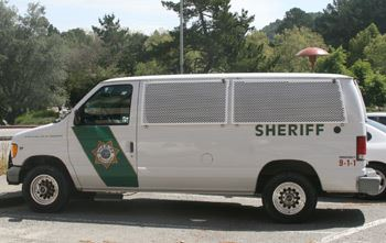 Marin County Sheriff DUI Arrest